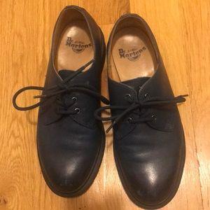 Dr Marten 1461 Loafer Derby Shoes